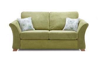 2 Seater Formal Back Sofa Bed Lois