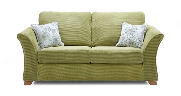 Lois 2 Seater Formal Back Sofa Bed