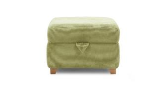 Lois Storage Footstool