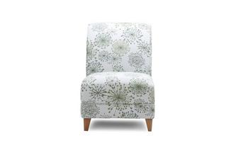 Lois Clearance Pattern Accent Chair Lois