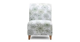 Lois Clearance Pattern Accent Chair