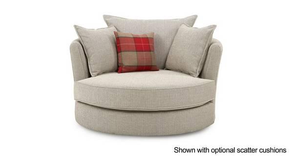 Lomax Large Swivel Chair