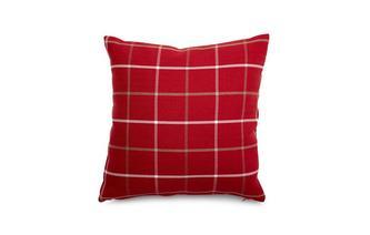 Plain Check Scatter Cushion Keeper Plain Check