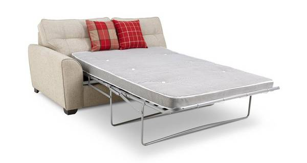 Lomax Left Hand Facing 1 Arm 3 Seat Deluxe Bed Unit