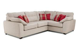 Lomax Left Hand Facing 3 Seater Corner Sofa Keeper