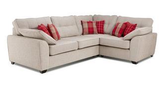 Lomax Left Hand Facing 3 Seater Corner Sofa
