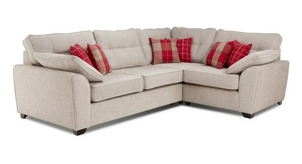 Lomax Left Hand Facing 3 Seater Corner Sofa