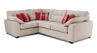 Lomax Right Hand Facing 3 Seater Corner Sofa
