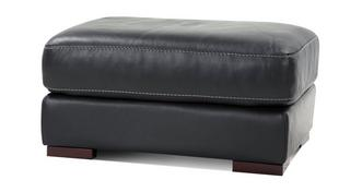 London Large Footstool