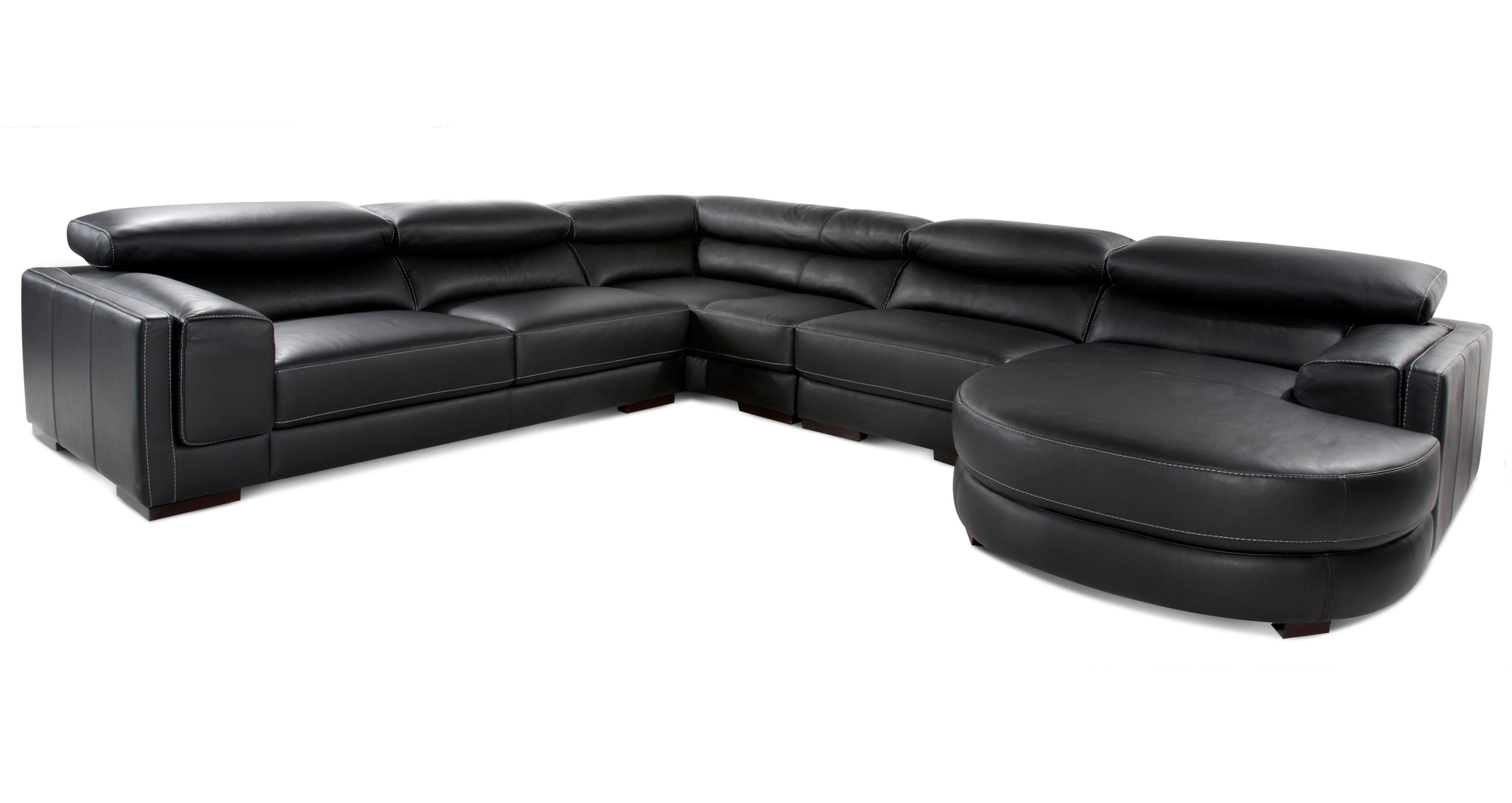 London: 4 Piece Corner Sofa
