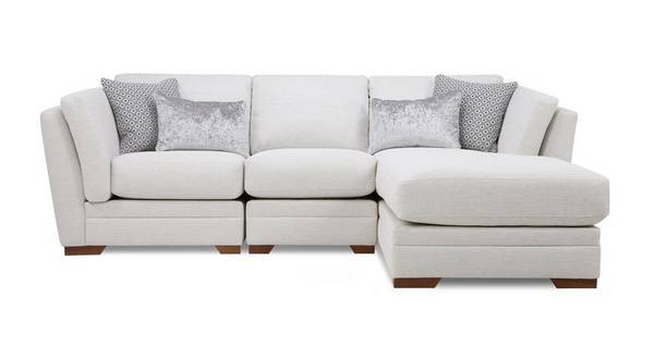 Long Beach Right Hand Facing Small Chaise Sofa