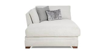 Long Beach Left Hand Facing Large Chaise Unit