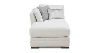 Long Beach Left Hand Facing Small Chaise Unit