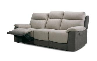 3 Seater Power Plus Recliner