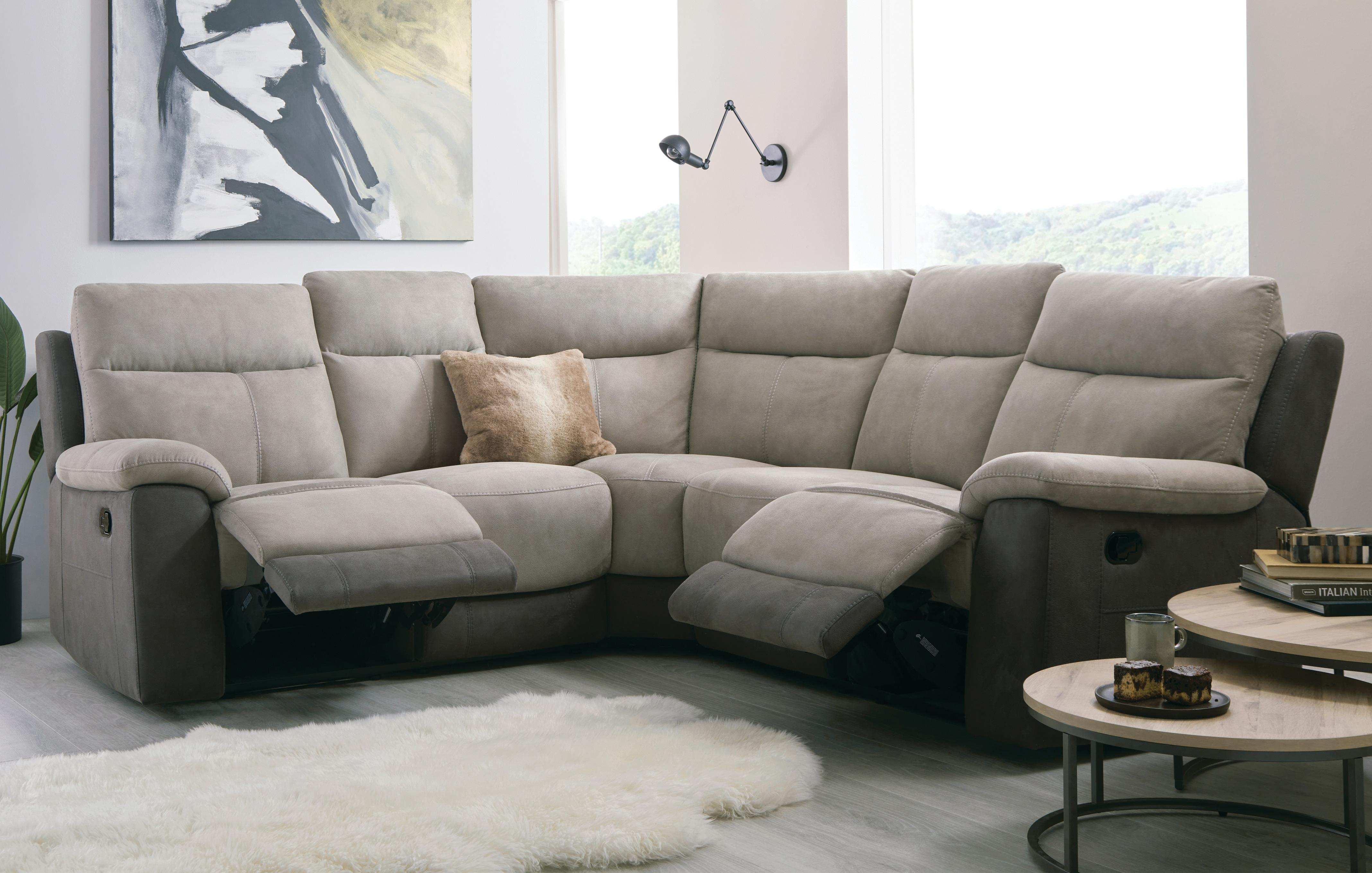 Picture of: Corner Recliner Sofas In A Host Of Great Styles Dfs