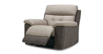 Loretto Handbediende recliner stoel