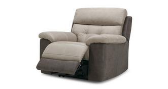 Loretto Elektrische plus recliner fauteuil