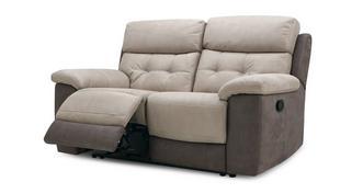 Loretto 2-zitter handbediende recliner