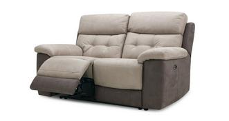 Loretto 2 Seater Power Plus Recliner