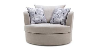 Lotus Large Swivel Chair