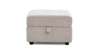 Lotus Storage Footstool