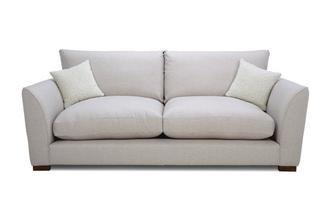 Formal Back Large Sofa Loversall
