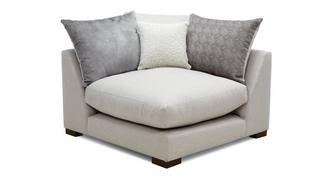 Loversall Pillow Back Corner Unit