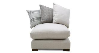 Loversall Pillow Back No Arm Unit