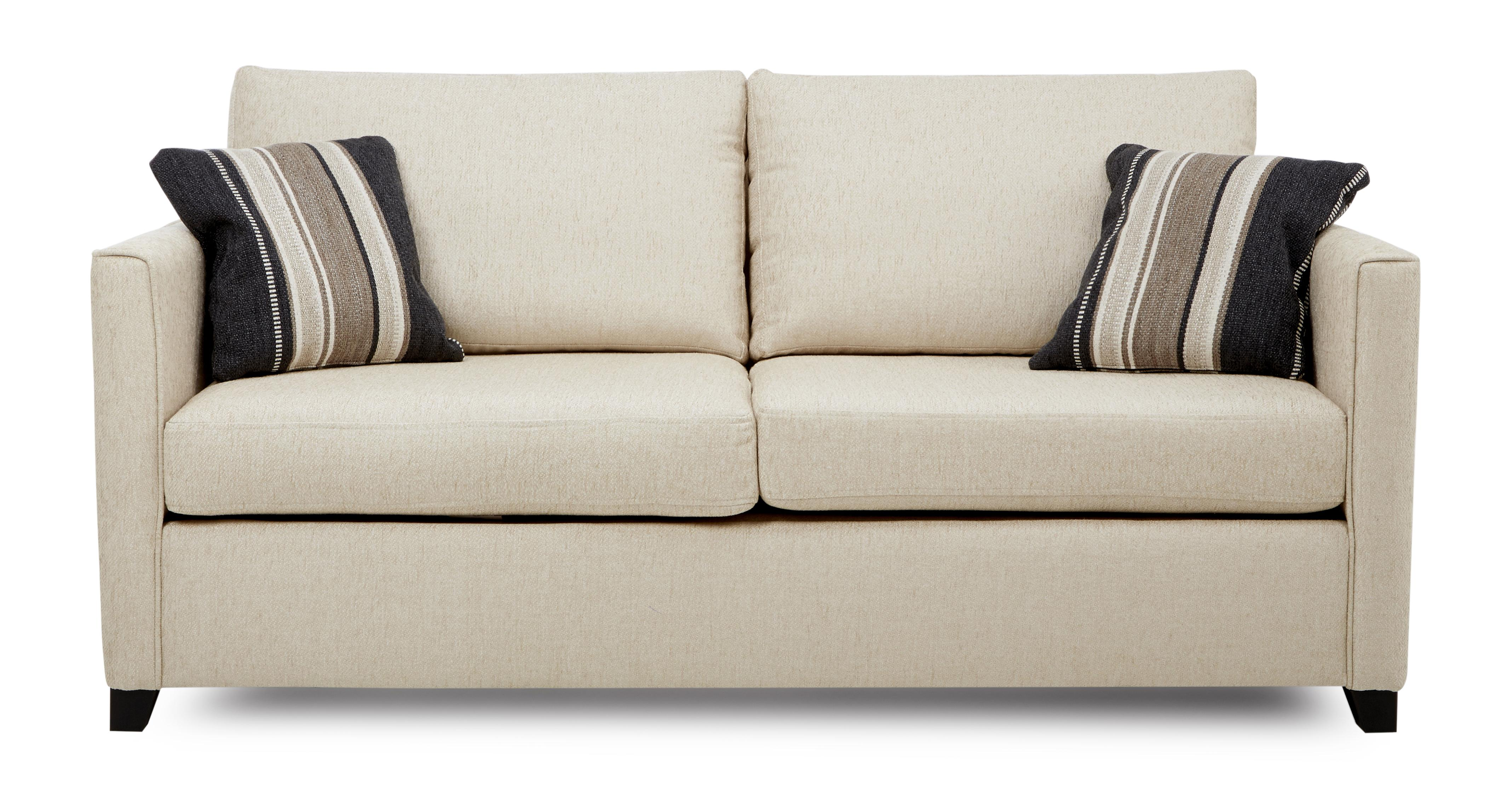 Lucia 3 seater sofa bed dfs ireland for Sofa bed ireland