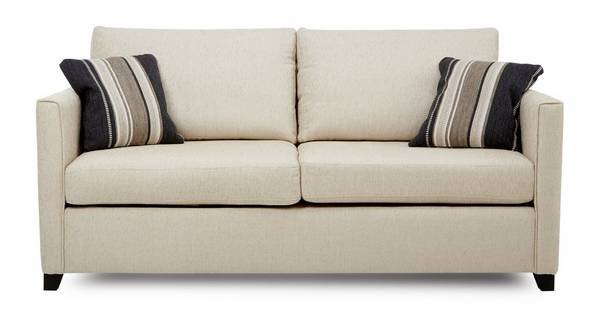 Lucia 3 Seater Sofa Bed