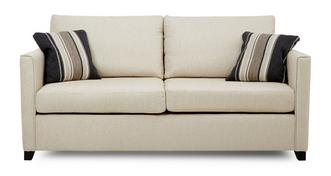 Lucia 3 Seater Deluxe Sofa Bed