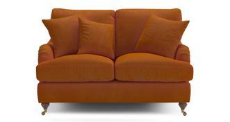 Ludlow Velvet 2 Seater Sofa