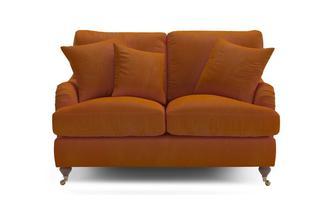 Velvet 2 Seater Sofa Ludlow Velvet