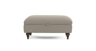 Ludlow Storage Banquette Footstool
