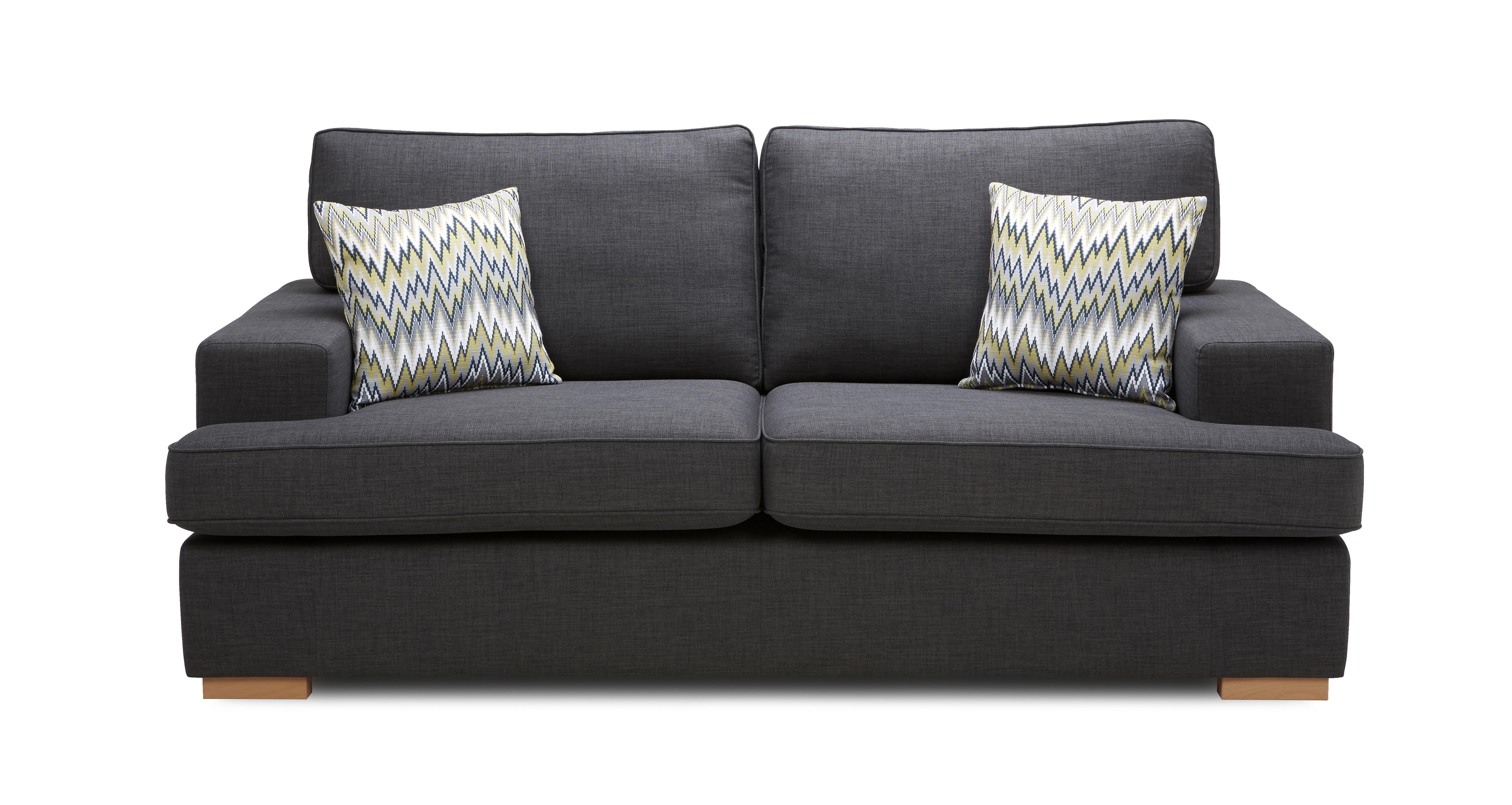 Ludo 3 Seater Sofa Revive