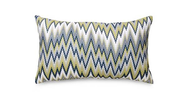 Ludo Pattern Bolster Cushion