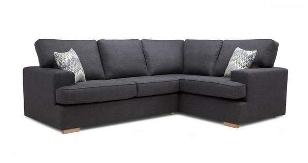 Ludo Left Hand Facing 2 Seater Corner Sofa