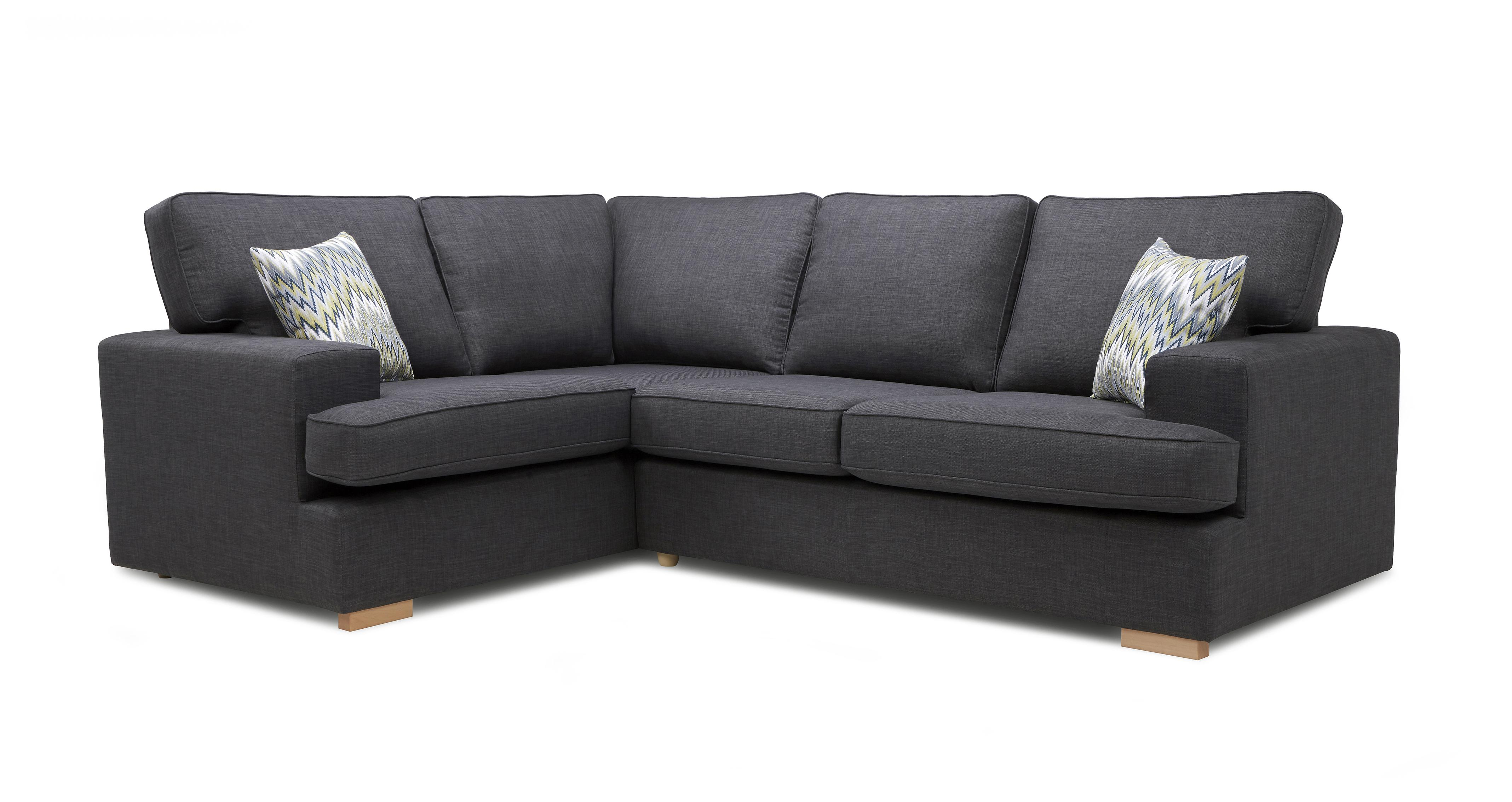 best website e3f2d dbe4d Ludo: Right Hand Facing 2 Seater Corner Sofa