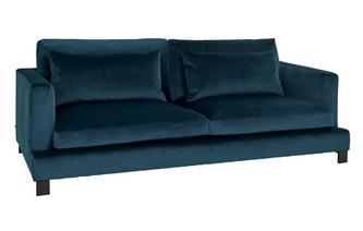 Velvet 4 Seater Sofa