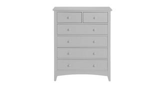 Luka 4 + 2 Drawer Chest