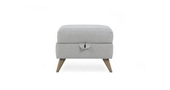 Lull Storage Footstool
