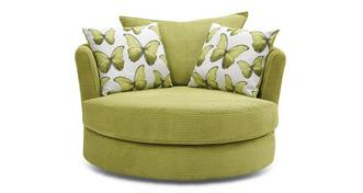 Lullaby Express Large Swivel Chair