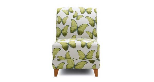 Lullaby Express Pattern Accent Chair