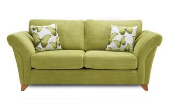 2 Seater Formal Back Sofa Lullaby Express
