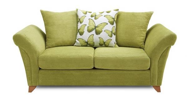 Lullaby Express 2 Seater Pillow Back Sofa