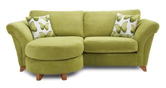 Lullaby Express 3 Seater Formal Back Lounger Sofa