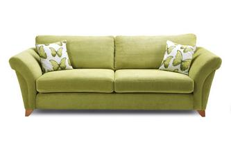 4 Seater Formal Back Sofa Lullaby Express