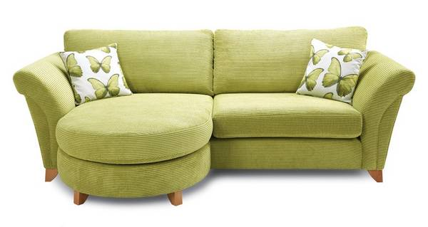 Lullaby Express 4 Seater Formal Back Lounger Sofa