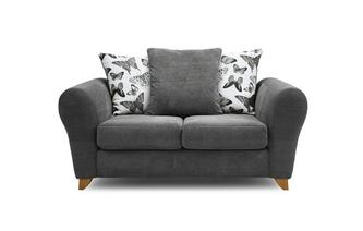 Pillow Back Small 2 Seater Sofa