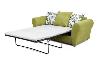 Pillow Back 2 Seater Standard Sofa Bed